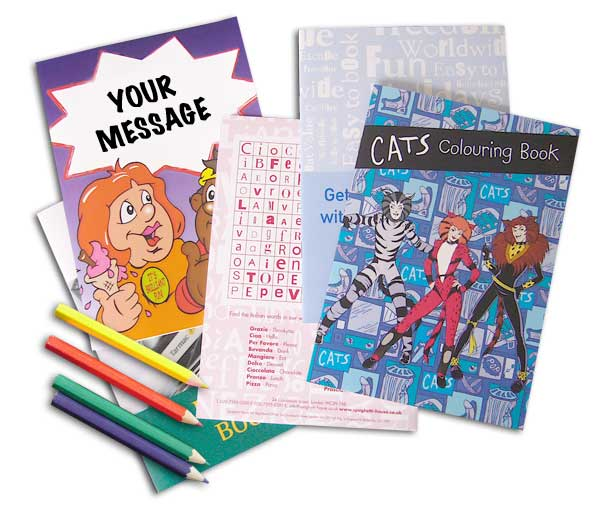 A5 activity pack